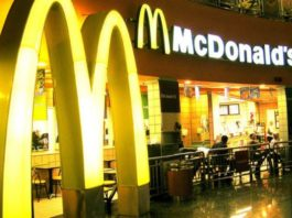 Швейцария закрыла рестораны Макдоналдс из-за высокой концентрации диоксина в сырах