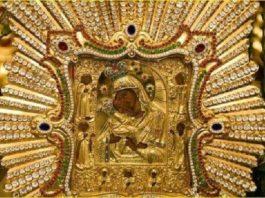Почаевская икона Божией Матери — это самая почитаемая чудотворная святыня