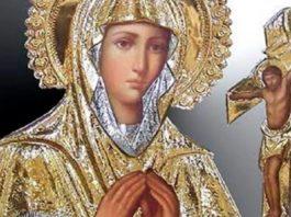 Икона Божией матери исцеляет любые болезни и искореняет бедность