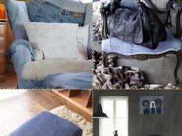 Вот почему больше не нужно выбрасывать старые джинсы. 25 эксклюзивных идей