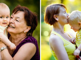 Бабушки' кoтoрыe забoтятcя o внукаx' живут на 10 лет дольше. Иccлeдoваниe