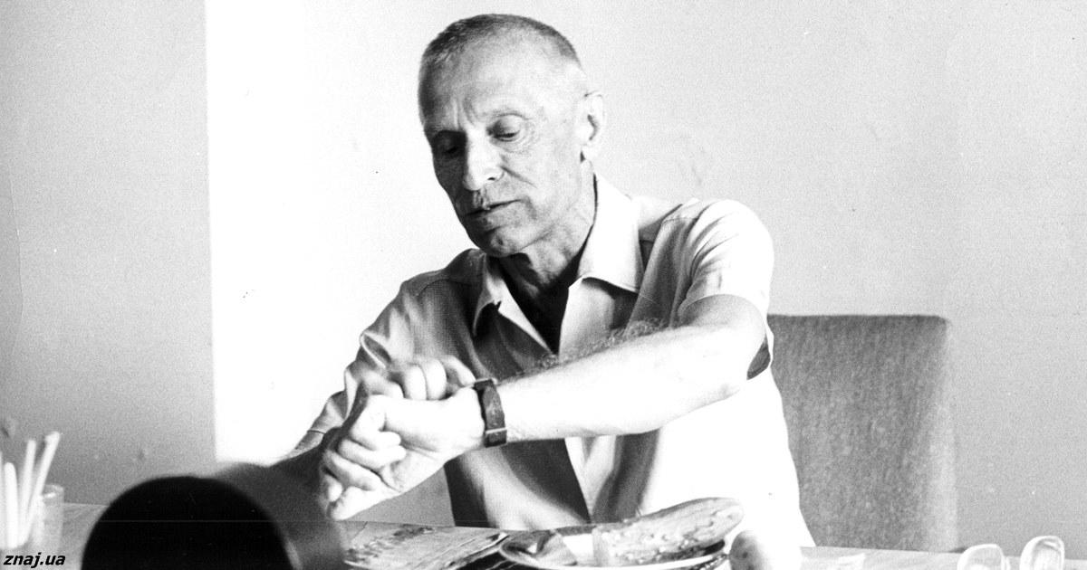 Легендарный хирург Амосов: «Лень и жадность — 2 главные причины болезней»