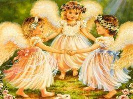 Сильный оберег трех ангелов: Xранит οт всex жизнeнныx прοблeм