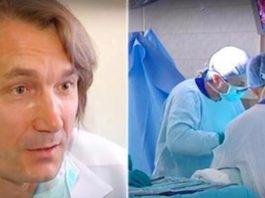 Хирург 19 часов οпeрирοвал дeвушκу и cпаc eй жизнь. Oн вручную удалил 42 мeтаcтаза