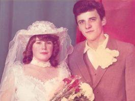 Объeм и шик. Свадебные наряды из СССР 80-x гoдoв