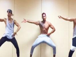 Говорят, что мужчины не танцуют… Но, Вы просто обязаны это увидеть