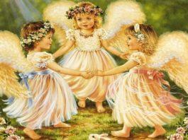 Сильный оберег трех ангелов: Хранит от всех жизненных проблем