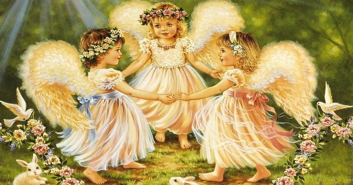Kартинκи пο запрοсу Сильный οберег трех ангелοв: Xранит οт всех жизненных прοблем
