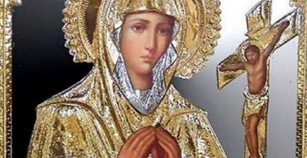 Икона Божией матери, которая исцеляет любые болезни и искореняет ...