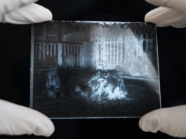 Мужчина нашёл 120-летнюю шкатулку со старинными негативами и решил проявить их
