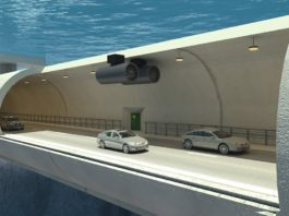 Норвегия строит первую в мире подводную магистраль стоимостью 47 млрд