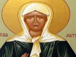 Молитва святой Матроне о помощи в поисках работы и в деньгах