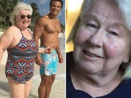 73-летняя женщина похудела и занялась фитнесом. Теперь никто не назовёт её бабушкой