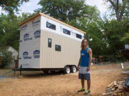 Хитрый студент построил дом, чтобы не платить за общагу. Я обалдела, увидев что там внутри