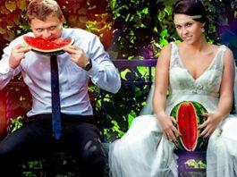 10 прикольных свадебных фотографий, после которых не захочется жениться