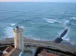 Если море покрылось «квадратами», нужно срочно вытаскивать всех и вся из воды
