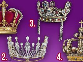 Тест для настоящих королев. Выберите свою корону и получите сюрприз