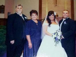 Полная женщина втянула семью в похудение, как они выглядят теперь