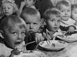 Незабываемые 5 блюд из меню советских детских садов